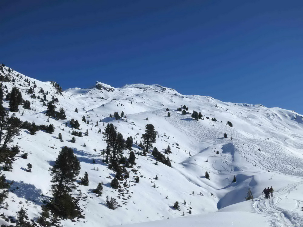 Gilfert 2506m - Tuxer Alpen | Fotos & Berge